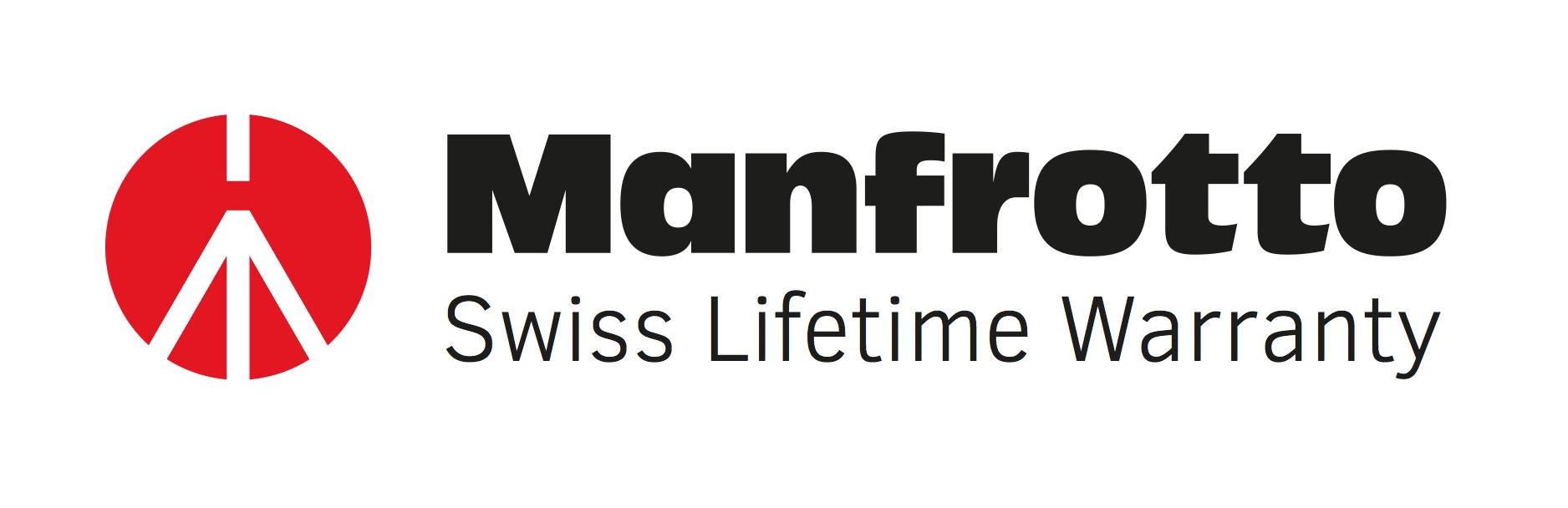 Manfrotto Swiss Lifetime Warranty