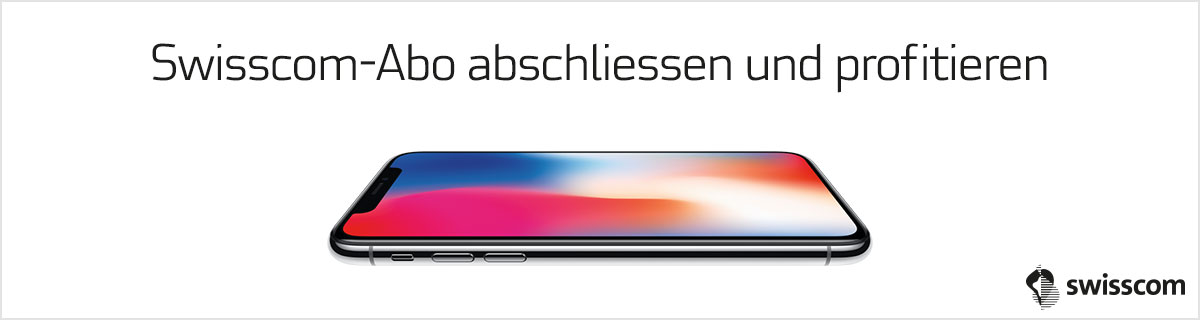 Banner Swisscom Abo