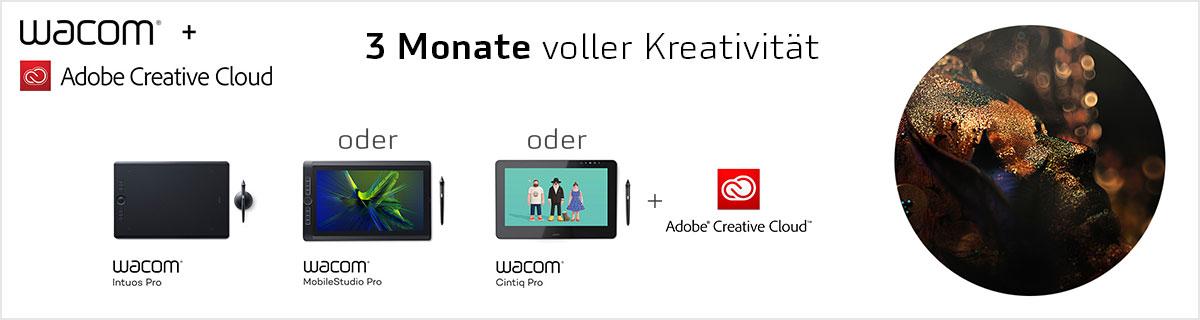 Adobe Aktion Wacom bei HeinigerAG.ch